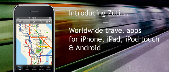 Introducing Zuti apps for iOS & Android